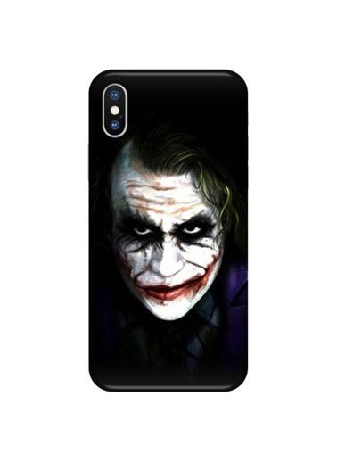 People's Cover iPhone X Baskılı Telefon Kılıfı Renkli